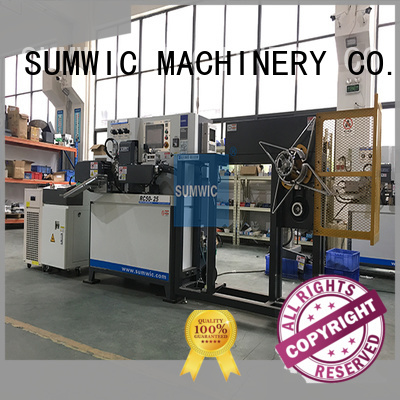 toroidal core winding machine silicon brand toroidal winding machine big SUMWIC Machinery Brand
