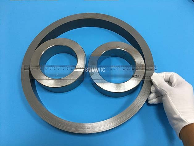 Toroidal Core Machine for Silicon Sheet Width 20-120mm SUMWIC RC300-120