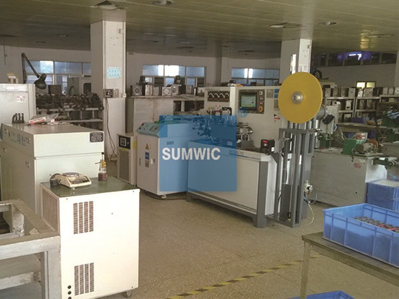 In 2013, Huangjiang's Customer bought RC100-40 silicon steel core winder from us