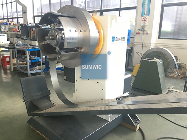 cut to length line machine transformer distribution Warranty SUMWIC Machinery