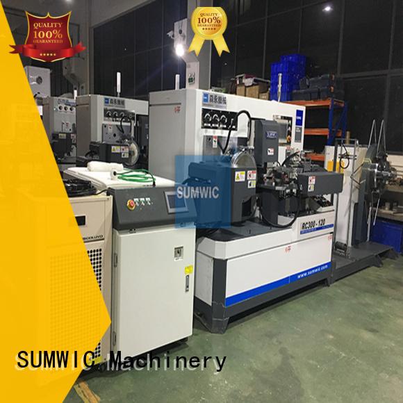 SUMWIC Machinery Brand materials transformer toroidal winding machine brand factory