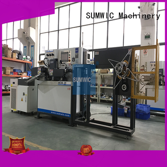 core automatic current OEM toroidal winding machine SUMWIC Machinery