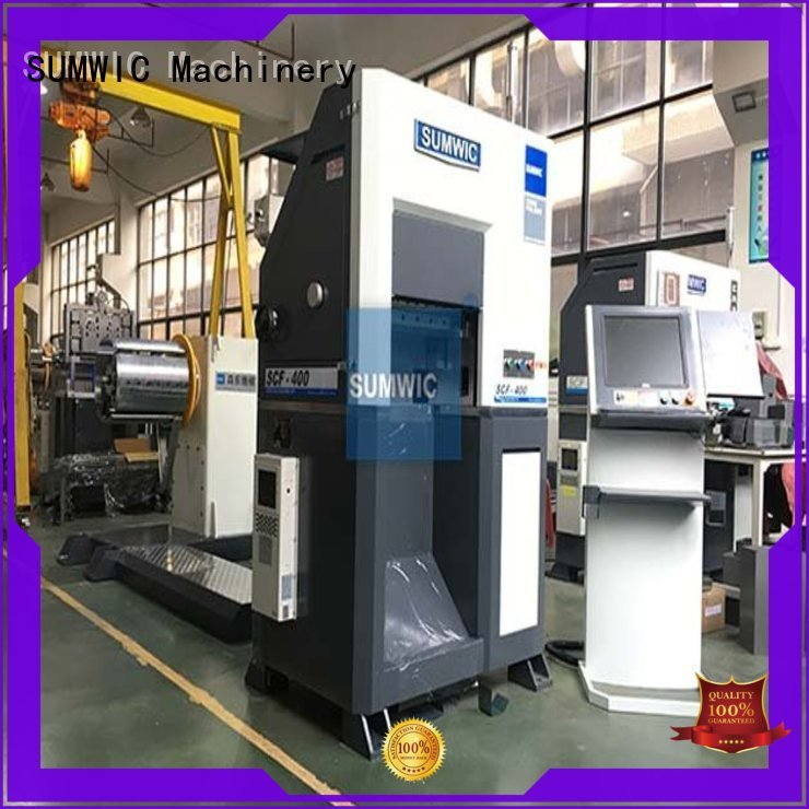 SUMWIC Machinery Brand transformer wound core winding machine unicore