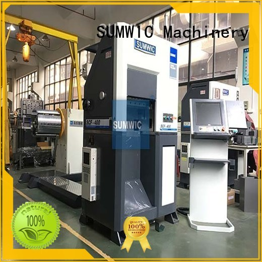 machine rectangular core machine three SUMWIC Machinery company