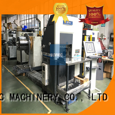 core winding machine transformer core machine SUMWIC Machinery Brand rectangular core machine