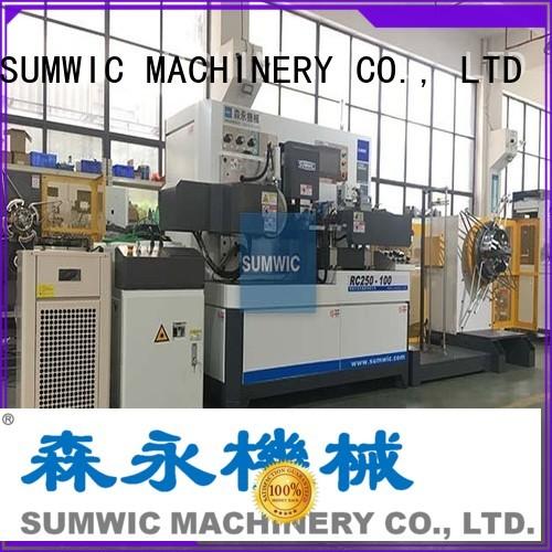 winders toroidal winding machine max SUMWIC Machinery company