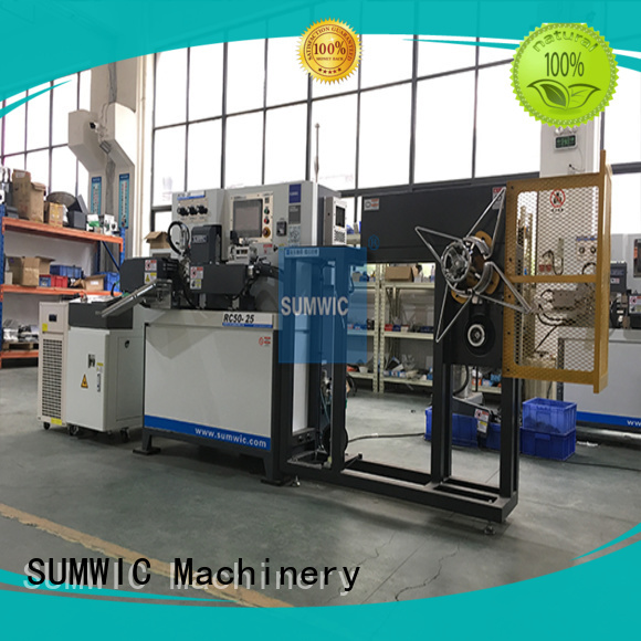 crgo sales current toroidal core winding machine SUMWIC Machinery Brand