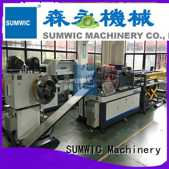 steplap core core cutting machine line SUMWIC Machinery