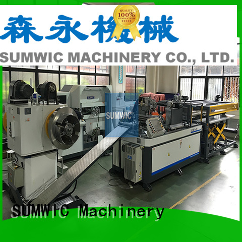 cutting machine automatic distribution SUMWIC Machinery Brand core cutting machine supplier