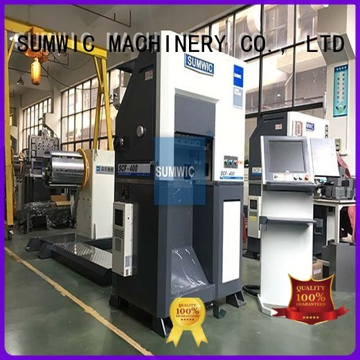 machine cutting rectangular core machine three SUMWIC Machinery Brand company