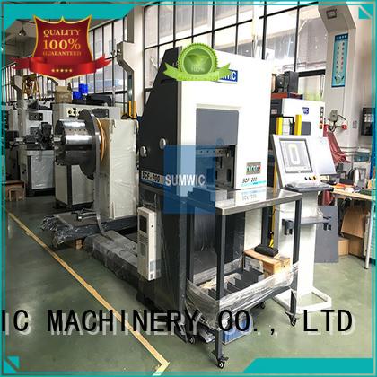 SUMWIC Machinery Brand unicore cutting custom core winding machine