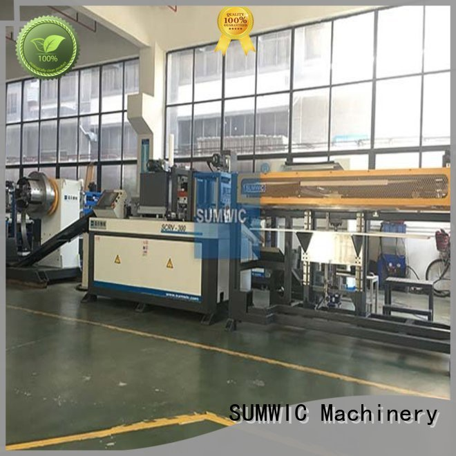 Quality SUMWIC Machinery Brand sumwic steplap core cutting machine