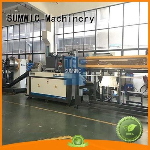 line Custom core core cutting machine lap SUMWIC Machinery