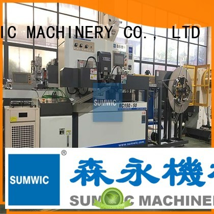 toroidal core winding machine transformer winding od SUMWIC Machinery Brand company