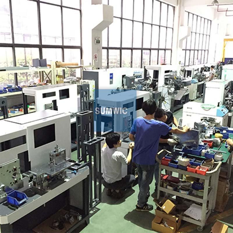 SUMWIC MACHINERY CO., LTD Production Area