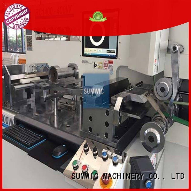 Hot transformer core machine wound SUMWIC Machinery Brand