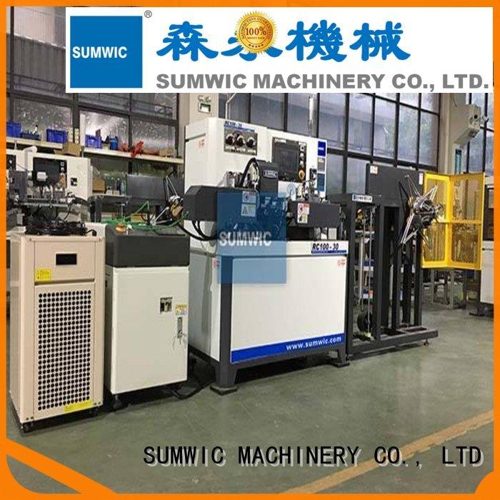 core making automatic sumwic SUMWIC Machinery Brand toroidal winding machine supplier